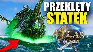 SPOTKAŁEM PRZEKLĘTY STATEK PIRATÓW - ATLAS #3 PL