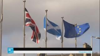 تيريزا ماي: لا استفتاء على استقلال اسكتلندا قبل الانتهاء من بريكسيت