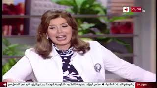 حوار كوميدي بين الفنان سمير غانم ودلال عبد العزيز وميرفت أمين