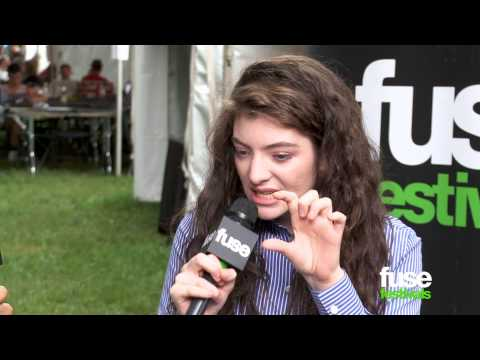 Lorde Loves Being Friends With Diplo