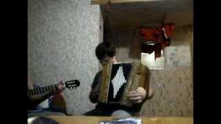 Гармонь Гитара