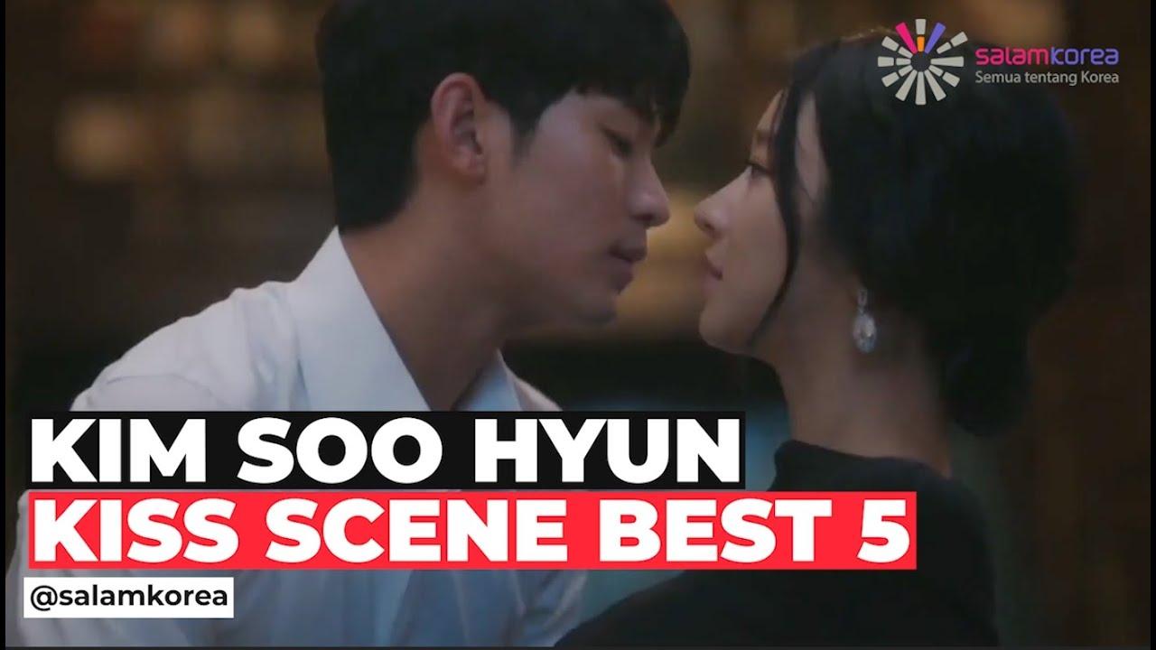 Kim Soo Hyun Kiss Scene Best 5