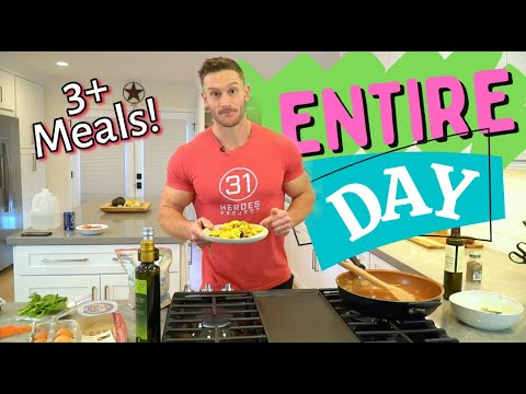 Full Day of Eating with Thomas DeLauer - Mediterranean Keto + Recipes