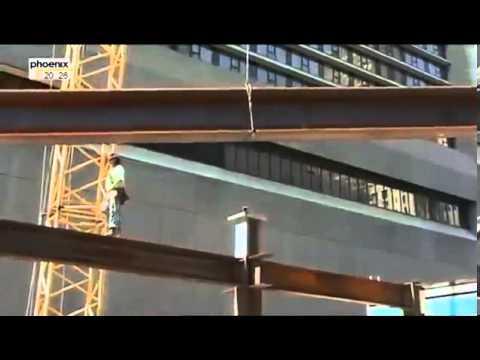 Die Himmelsläufer von New York - Stahlarbeiter in grosser Höhe - Teil 1