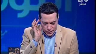 بالفيديو| الغيطي مهاجما عمرو أديب: لصالح مين بتلمع منتصر الزيات