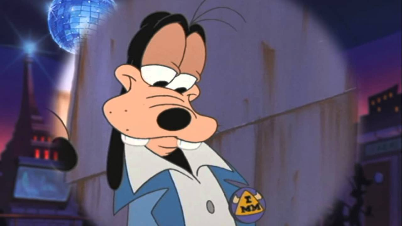 A goofy movie games