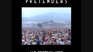 The Pretenders - The Adultress (Live, 1983)