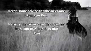 Nicole Scherzinger - Run Lyrics