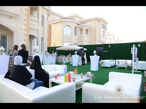TLN Organizes: Grand Opening of Maison de Beaute Salon