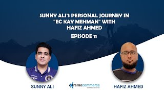Sunny Ali personal life story & Interview with Hafiz Ahmed