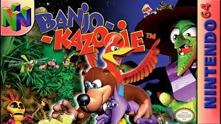Longplay of Banjo-Kazooie