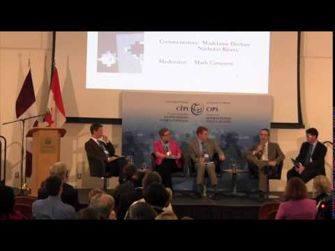 The Ottawa Forum, Session 4: Environment, energy and resources