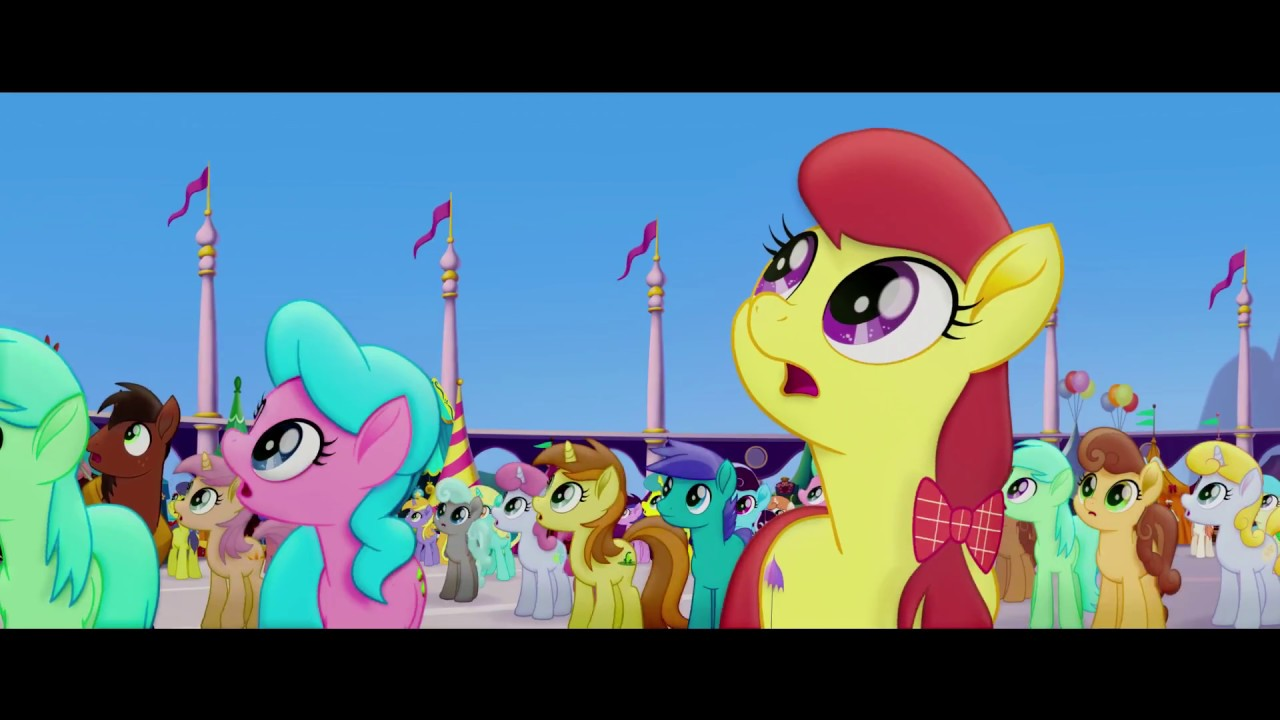 My Little Pony Filmi Turkce Dublajli Fragman 6 Ekim 2017 Youtube