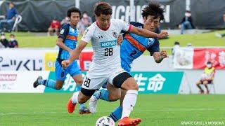 いわてグルージャ盛岡vsY.S.C.C.横浜 J3リーグ 第15節