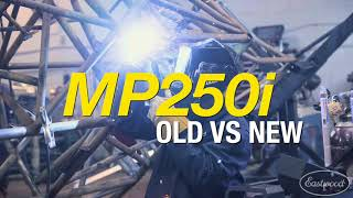 Elite MP250i Multi-Process Welder - OLD vs NEW - What Changed? Eastwood