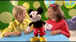 Mikro hračky Mickey Mouse