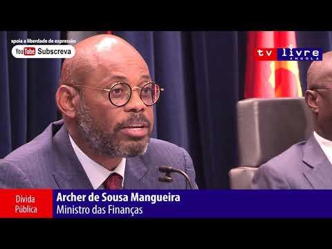 Governo Vai Renegociar Dívida De Angola Em 2018