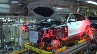 BMW 3 Серия сборочный завод Германия.(, 2015-02-25T09:14:03.000Z)