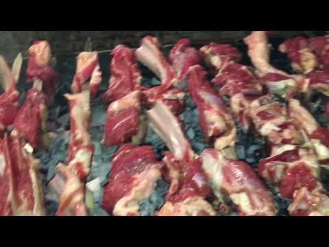 Azerbaycan kabablari! Шашлык