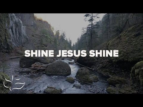 Shine Jesus Shine | Maranatha! Music (Lyric Video)