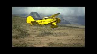 TROPIC AIR CLASSIC : Biplane scenic flight