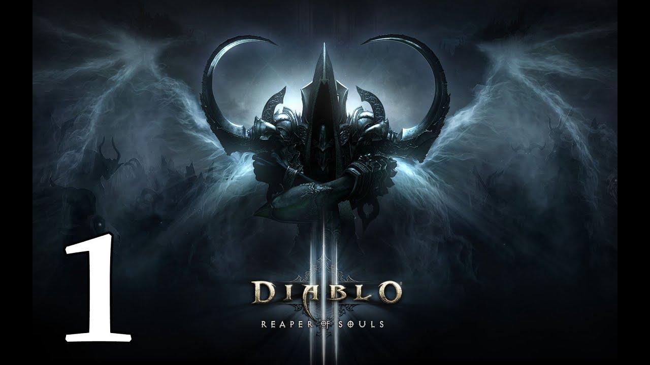 DIABLO 3 Reaper of Souls | Let's Play en Español | Capitulo 1