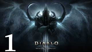 DIABLO 3 Reaper of Souls | Let