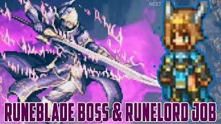 Video Octopath Traveler - Runeblade Balogar Boss Fight & Unlocking Runelord (Job Showcase) download MP3, 3GP, MP4, WEBM, AVI, FLV Oktober 2018