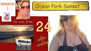 Ocean Park Sunset - In Like Cyn Season 1 Episode 24 (selfie reality)