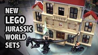 2018 LEGO Jurassic World: Fallen Kingdo...