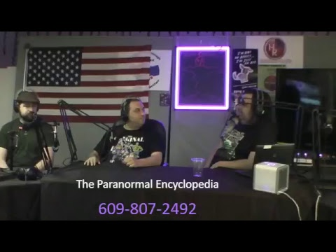 Witches and Werewolves: Paranormal Radio Episode 30
