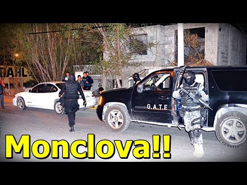 Fuerte Balacera en Monclova, Coahuila ZETAS vs G.A.T.E  [Febrero 2015]