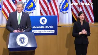 VIDEO NOW: Gov. Baker announces lifting of some restrictions