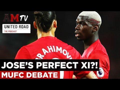 Jose Mourinho's Perfect XI? | Manchester United Debate | Feat. BOAT & Skribz (Filthy Fellas)