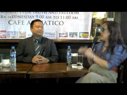 Kapihan sa Manila Bay: Sen JV Ejercito