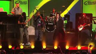 Nas and Damian Marley - Dispear (live) HD