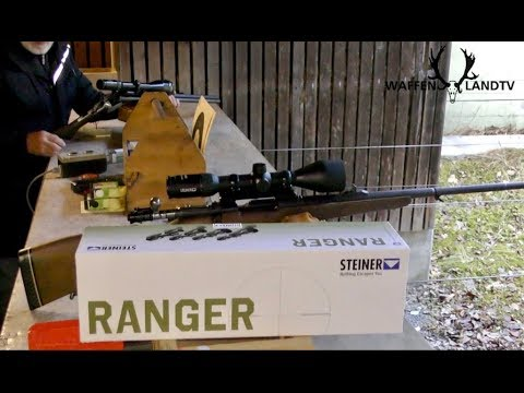 Zeroing a steiner hunting riflescope ranger most popular