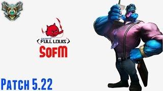 GFL SofM - Mundo đi rừng rank Hàn bậc Cao Thủ | 18-11