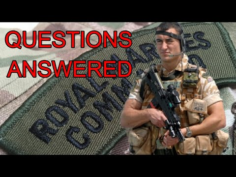 Royal Marines Q & A