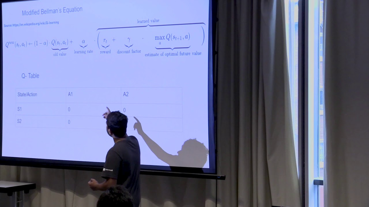 Image from PyCon Ireland 2019 - How I made a python program to beat the game I couldn't - Sanket Thakur