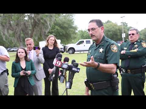 Marion County Sheriff Addresses Shooting