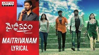 Maitrivanam Lyrical || Maitrivanam Songs || Vishwa, Harshada || RaviCharan
