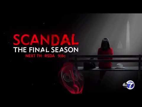 Scandal ABC 7x08 Promo  Robin