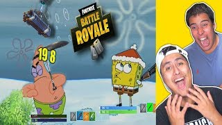 Fortnite Edition 1! Try Not To Laugh Challenge!