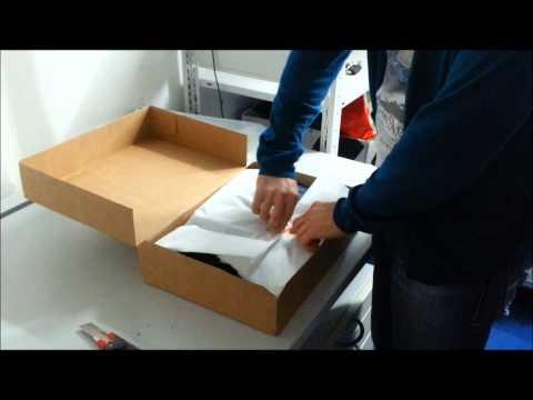видео: Принимаем на склад заказ из магазина Zara. Товары из Германии - Imtexs