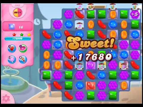 Candy Crush Saga Level 2932 - NO BOOSTERS