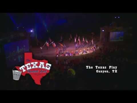 The Texas Bucket List - Texas!  The Outdoor Musical