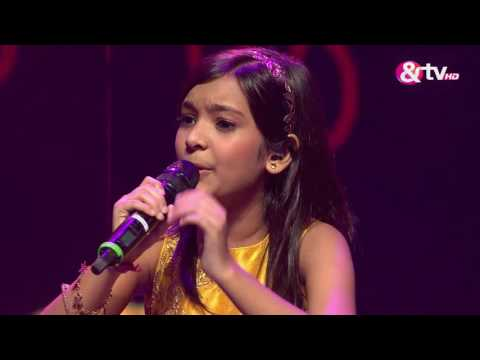 Nishtha Sharma - Paan Khaaye Saiyya - Liveshows - Episode 24 - The Voice India Kids