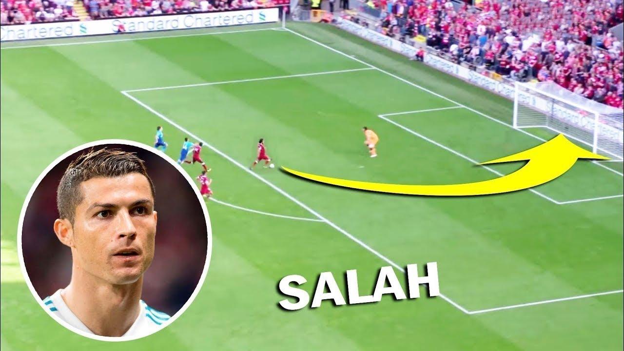 Muhammed Salah'ın Bu Gollerinden Sonra İngiliz Taraftarı Müslüman Oldu.