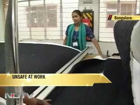 Bangalore: These women face abuse at work place